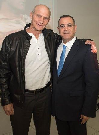 אלי פולק ואלי יצפאן