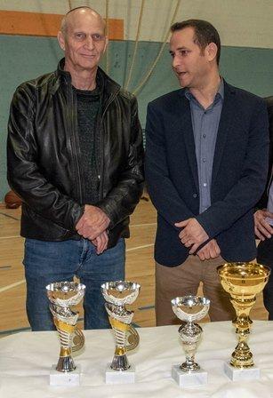 אלי פולק וראש העיר רז קינסליך
