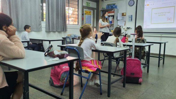 תלמידי ראשון לציון בצל הקורונה