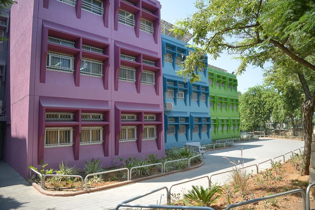 בית ספר יפה נוף בראשון לציון